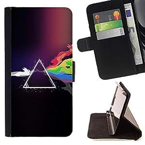Momo Phone Case / Flip Funda de Cuero Case Cover - Conejos coloridos;;;;;;;; - Apple Iphone 6