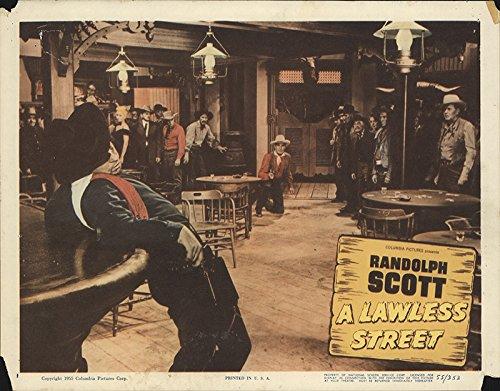 a lawless street 1955