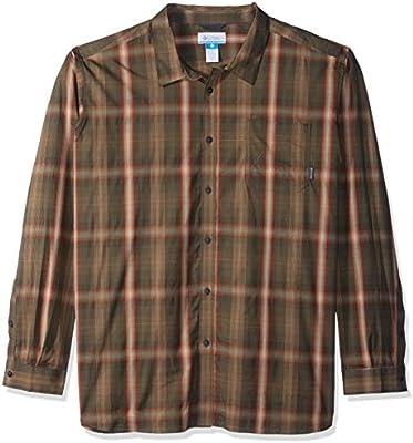 Columbia Mens Vapor Ridge Iii Big /& Tall Long Sleeve Shirt