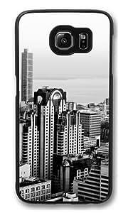 The Future Of The City Custom Samsung Galaxy S6/Samsung S6 Case Cover Polycarbonate Black wangjiang maoyi