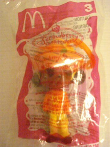 2007 McDonald's Orange Blossom Happy Meal Toy #3