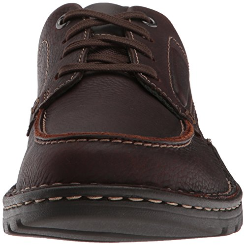 Oily Brown Leather Wide Apron Men's Vanek Shoe Clarks Us 9 wpnqT1W4