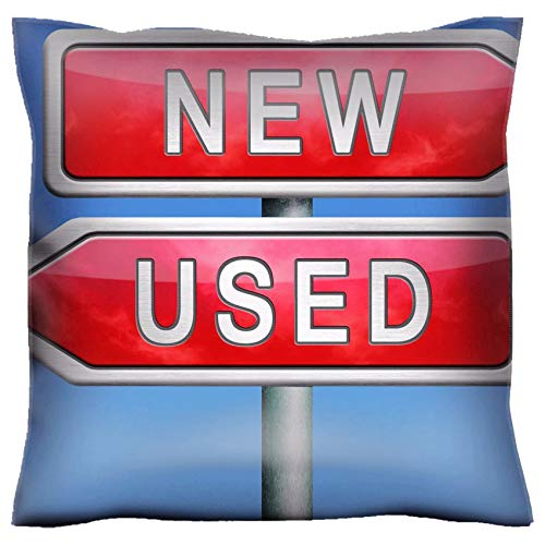 Handmade 32X32 Throw Pillow case Polyester Satin pillowcase Decorative Soft Pillow Covers Protector sofa Bed Couch IMAGE 21175428 llec or new latest or old second hand car or recycled product compari