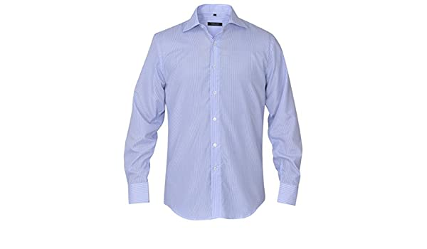 Fijo Night Camisa de hombre Business Señor Camisa Camisas Slim Fit ...