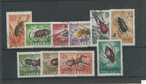 Hungary Postage - 8