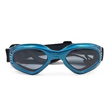 KOMNY Gafas Plegables para Mascotas, Gafas de esquí, Perro ...