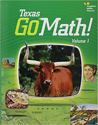 Go Math! Texas 2015, Grade 1: 1-2: 9780544139725: Amazon com