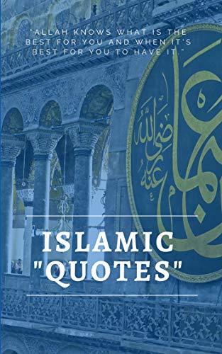 Islamic Quotes (English Edition)