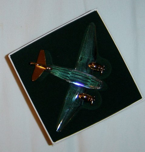 Swarovski Crystal Airplane (Swarovski Crystal Memories Journeys Airplane)