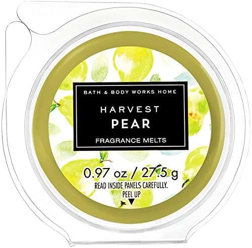 Bath & Body Works Wax Home Fragrance Melt Harvest Pear