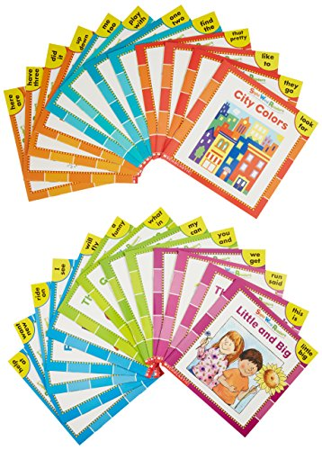 Scholastic Reader (Sight Word Readers Parent Pack: Learning the First 50 Sight Words Is a Snap!)