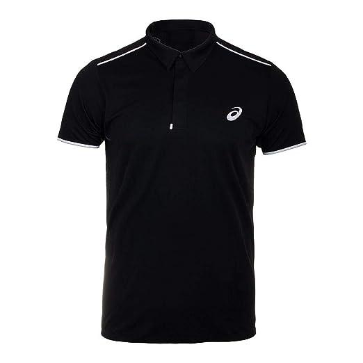 piękno Nowa lista gorąca wyprzedaż Amazon.com: ASICS Men's Gel-Cool Performance Polo ...