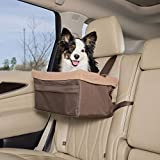 PetSafe Solvit Tagalong Pet Booster Seat, Large Standard, Dog Booster Seat for Cars, Trucks and SUVs