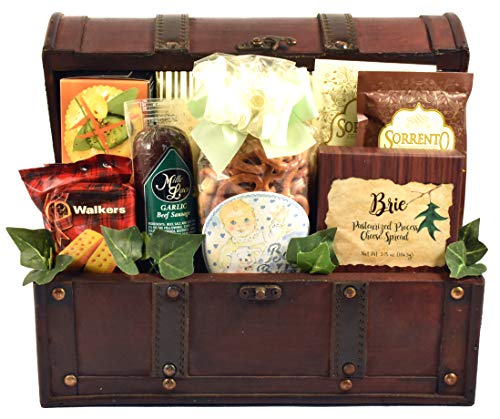 (Congratulations on Your New Arrival!, New Baby Gift Basket For Proud New)
