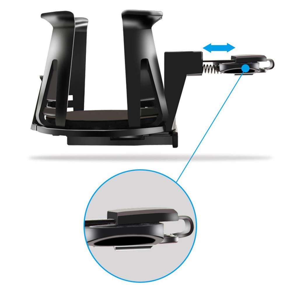 Universal Car Air Vent Outlet Mount Bottle Drink Cup Holder Stand Accessory Black Dandeliondeme Car Cup Holder