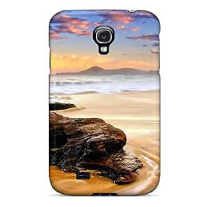 New Fashion Premium Tpu Case Cover For Galaxy S4 - By Chances