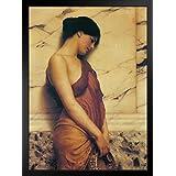 ProFrames John William Godward The Tambourine Girl Art Print Framed Poster 12x18