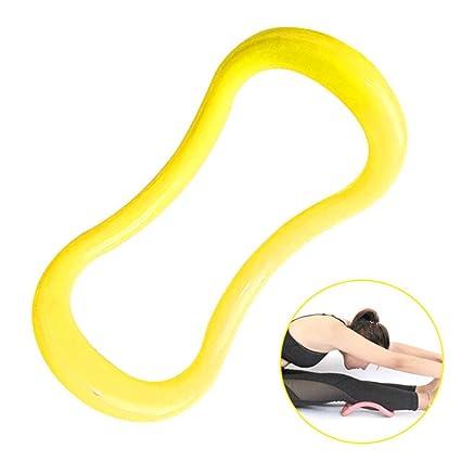 WooyMo Anillo de Yoga Anillo Pilates Anillo, Yoga Circles ...