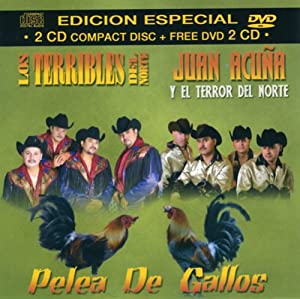 Los Terribles & Juan Acuna - Pelea De Gallos - Amazon.com Music