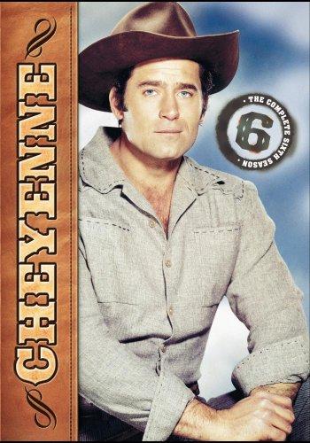 Cheyenne: The Complete Sixth Season (Cheyenne Tv Series Dvd)