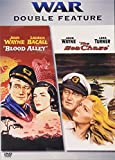 War Double Feature: Blood Alley / The Sea Chase