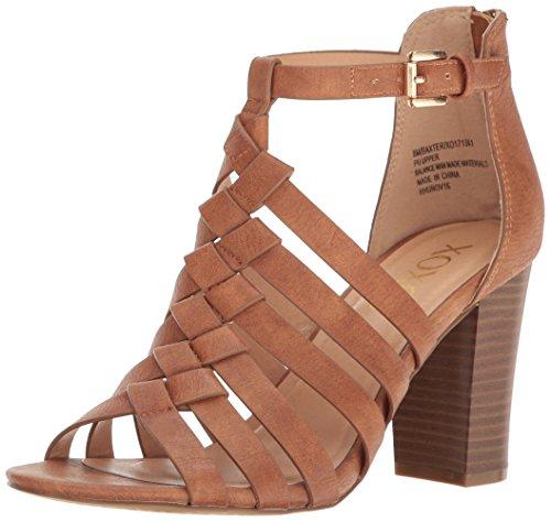 XOXO Women Baxter Dress Sandal Tan