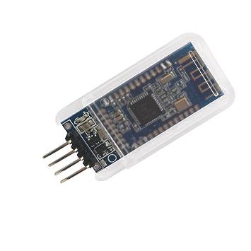 DSD TECH HM-10 Bluetooth 4 0 BLE iBeacon UART Module with 4PIN Base Board  for Arduino UNO R3 Mega 2560 Nano