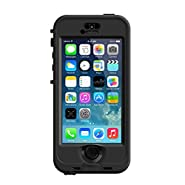 Lifeproof iPhone 5s - Nuud Series - Black/Smoke