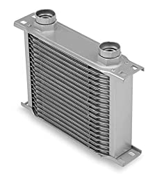 Earl\'s 21900ERL 19 Row Oil Cooler Core Grey