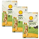 Purina Yesterday's News Unscented Cat Litter - 30 lb. Bag (3 Pack)