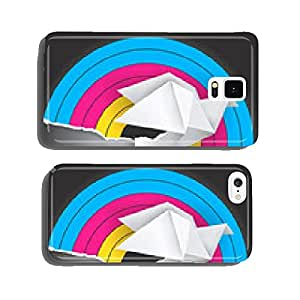 Target with origami bird cell phone cover case iPhone6 Plus