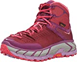 HOKA ONE ONE Women's Tor Ultra Hi WP Dark Plum/Purplish Brown 8.5 B US