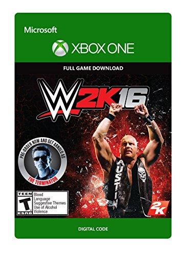 51QxaVdKM%2BL - WWE-2K16-Standard-Xbox-One-Digital-Code