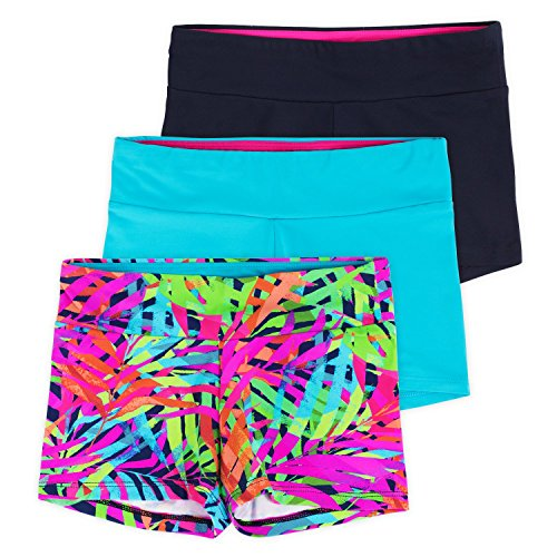 ee2d5d1f0df6 Girls Gymnastics Shorts - Trainers4Me
