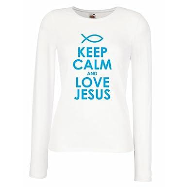 Lepni Religieux Femme Longues T Chrétienne Cadeaux Manches Amour me ChristReligion Shirt Jésus PâquesRésurrectionNativitéIdées xoQCdWBerE