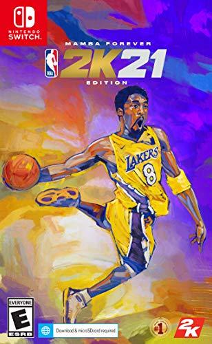 NBA 2K21 Mamba Forever Edition – Nintendo Switch