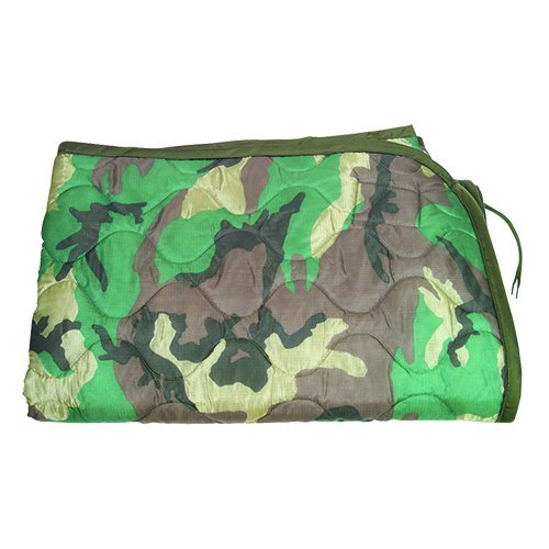 Fox Outdoor Products Poncho Liner, Woodland Camouflage
