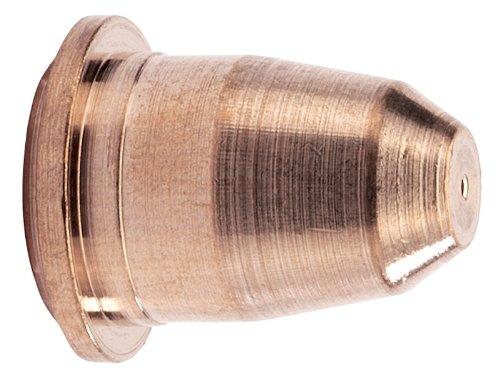 Draper Medium Nozzle 0.8mm (Pack of 10) for Plasma Torch No. 49262 - 76873 by Draper Tools Ltd