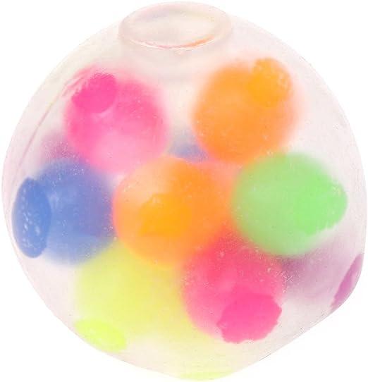 Orbeez perlas juguete Squishy Squeeze juguete Stress Relief pelota ...