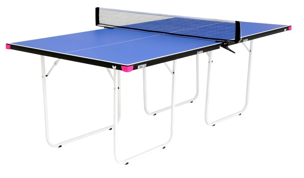 Amazon.com : Butterfly Junior ¾ Size Table Tennis Table - 3 Year ...