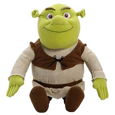 Dreamworks Shrek From the Movie Shrek 12 inch Plush: Toys & Games