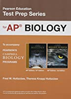 Preparing for the Biology AP* Exam (School Edition) (Pearson Education Test Prep)