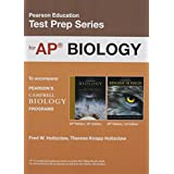 Preparing For The Biology Ap* Exam (School Edition) (Pearson Education Test Prep)                         (Paperback) by Theresa K. Holtzclaw, Fred W. Holtzclaw