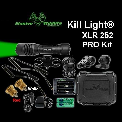 Kill Light® XLR 252 PRO Kit by Elusive Wildlife