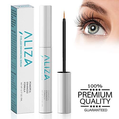 VASSOUL Eyelash Growth Serum- Eyelash Enhancer Lash Eyebrow Growth Serum for Longer and Thicker Eyelash, Fuller and Healthier Eyebrow,100% Natural