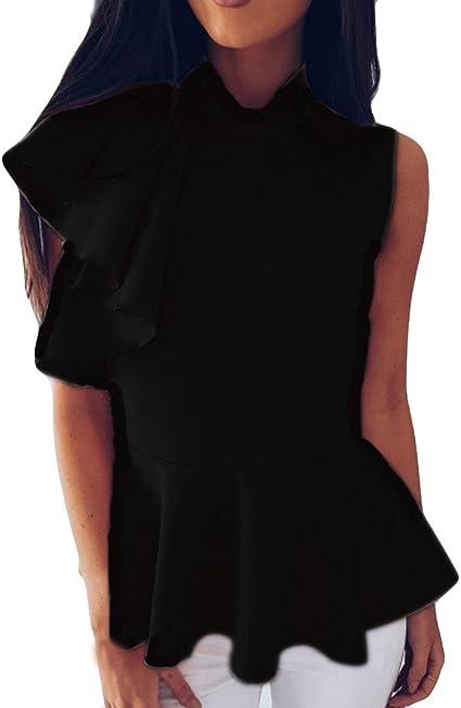 Camisetas Puma Mujer Ronamick Botones Blusa Verde Mujer ...
