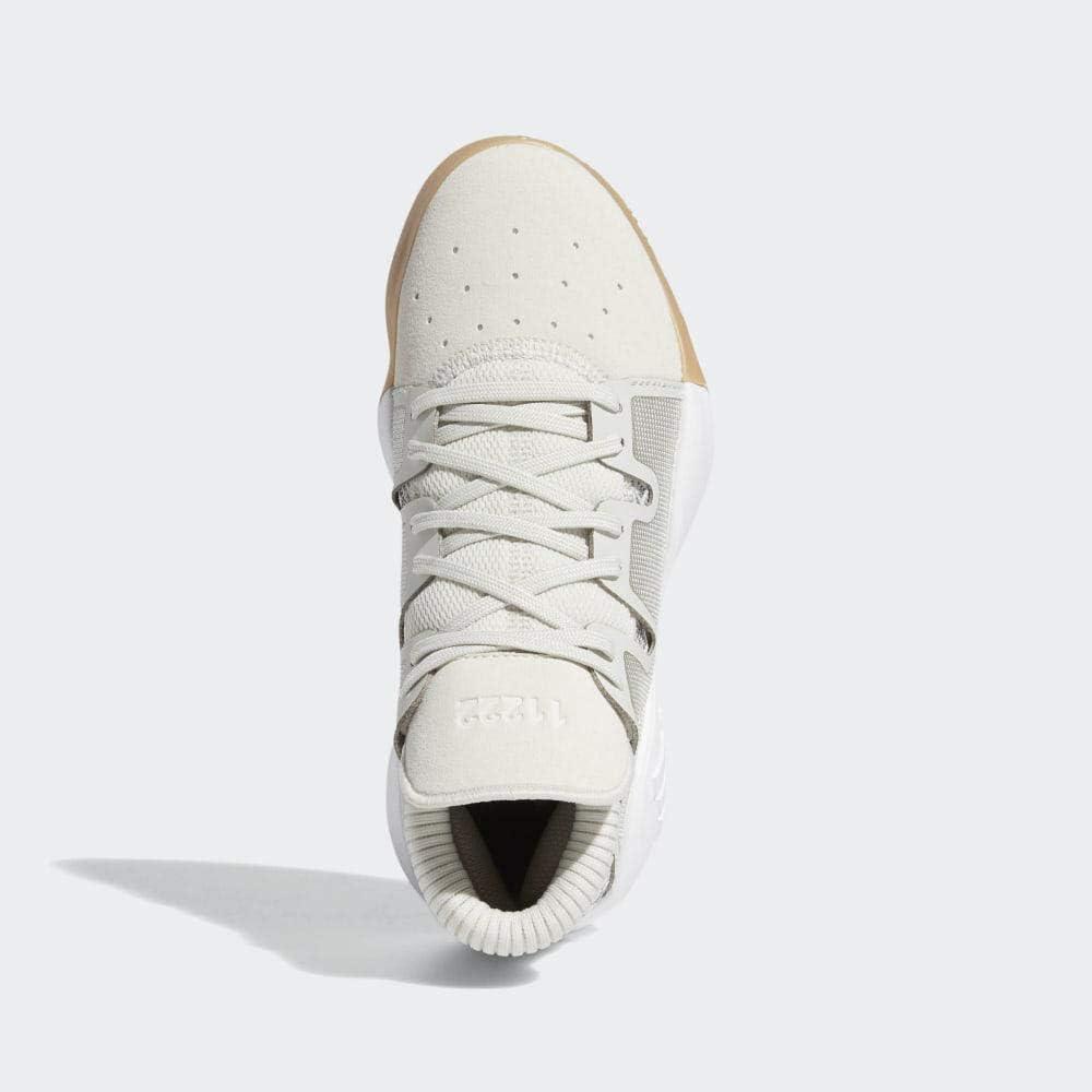 adidas Herren Pro Adversary Low 2019 Basketballschuhe, Noir