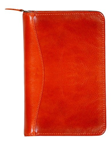 scully-italian-calfskin-leather-zip-weekly-planner-sunset-orange