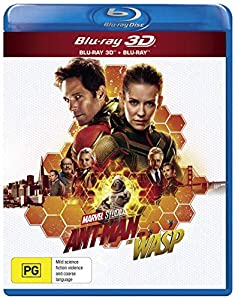Ant-Man and the Wasp 3D (Blu-ray 3D/Blu-ray)