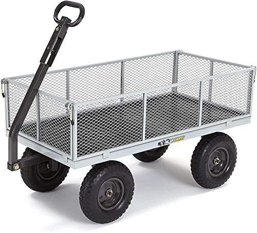 Gorilla Carts GOR1001-COM Heavy-Duty